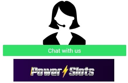 Power Slots Casino support