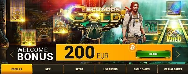 2 EUR free bonus on mobile verification