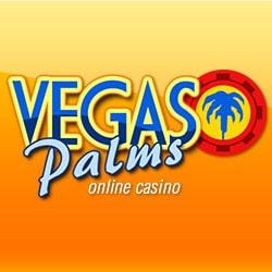 Vegas Palms Casino 30 free spins and 200% welcome bonus