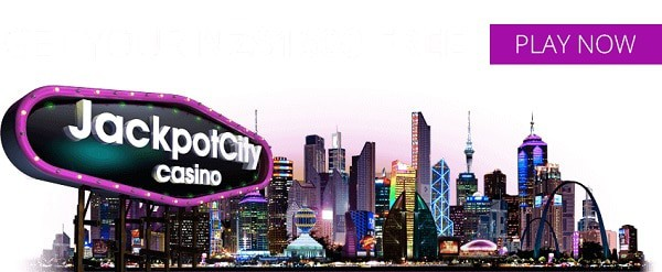 JackpotCity Casino register now and play free games
