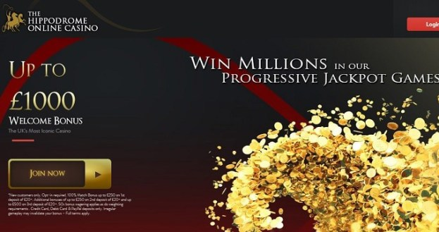 Hippodrome Online Casino Free Play Games