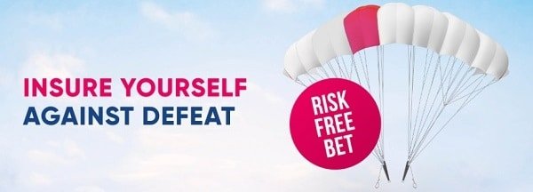 Risk Free Bet Bonus