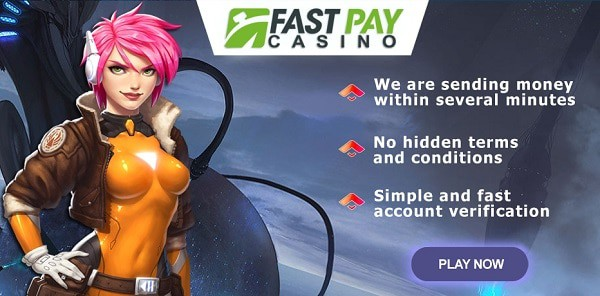 Fastpay Casino Review and Rating - recomended!