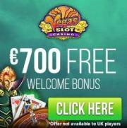 Vegas Slot Casino banner 250x250