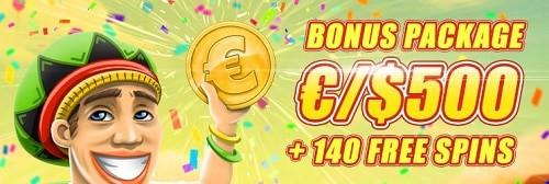 Bob Casino free bonus