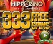 HippoZino Casino free spins