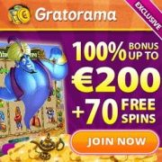 Gratorama Casino banner 250x250