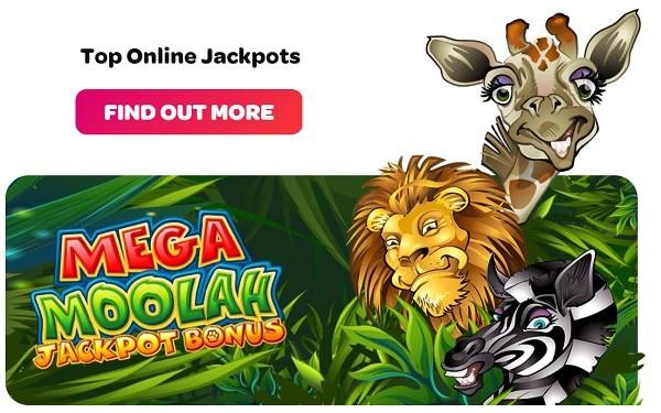 Spin Casino Mega Moolah jackpot