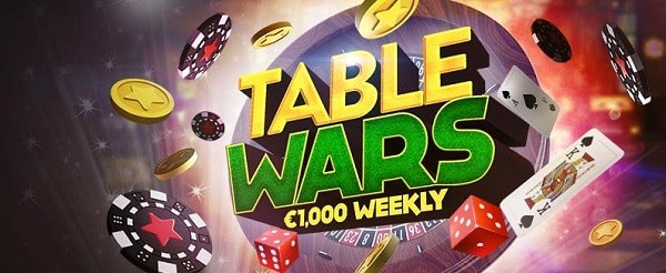 Slot Wars promotion