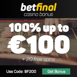 Betfinal Casino Review: CLOSED!