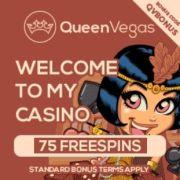 Queen Vegas free spins