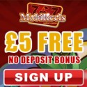 Mobireels – £5 free chips plus 50 free spins and £500 bonus