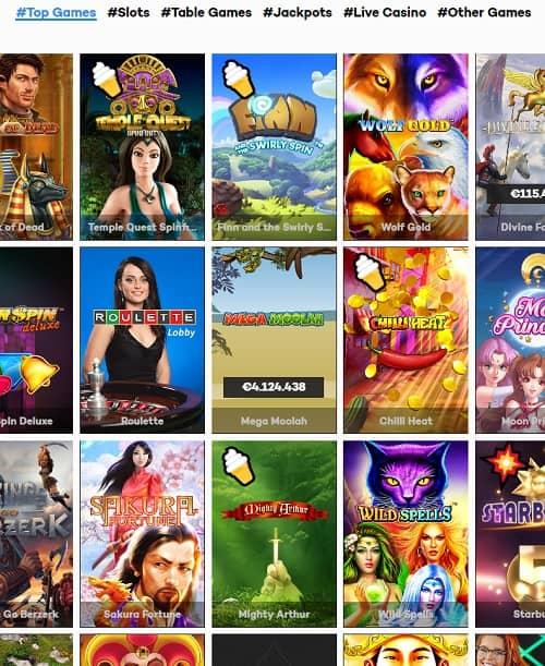 HighRoller.com Casino Review
