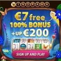 Winorama – €7 no deposit bonus! Free scratch cards and slot games!