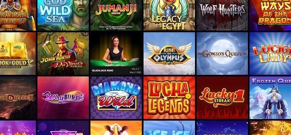 Wild Jackpots Casino free play games