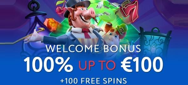 EUSLOT welcome bonus
