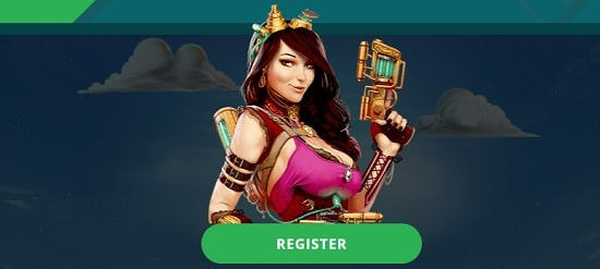22Bet Casino register and login