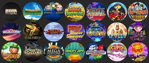 Jackpot Games with free spins