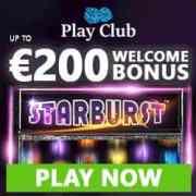 Play Club Casino banner 250 x 250