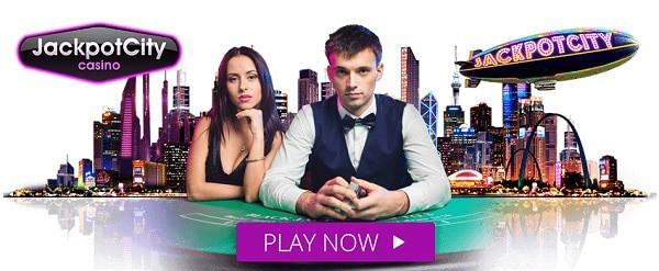 JackpotCity Casino free cash bonus