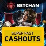 Betchan Casino $400 or 4 BTC bonus and 120 free spins on deposit