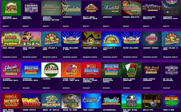 Bingo On The Box Microgaming Casino Games
