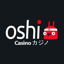 Oshi Casino welcome bonus: 5 BTC or 500 EUR & 225 free spins