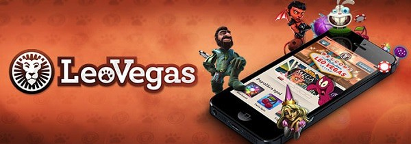 Leo Vegas Casino games and software