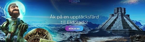 GenesisCasino.com games and software