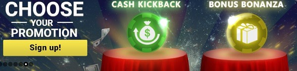Mongoose cashback, free bet, promotions