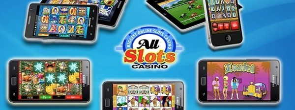 All Slots Online and Mobile Games