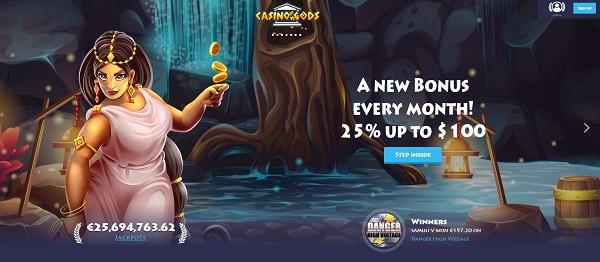 Casino Gods Mobile Fortuna