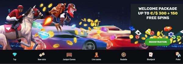 BetAmo.com Casino
