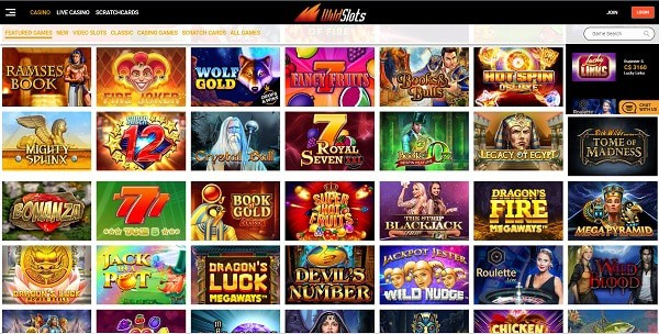 WildSlots Casino Review & Free Spins Bonuses
