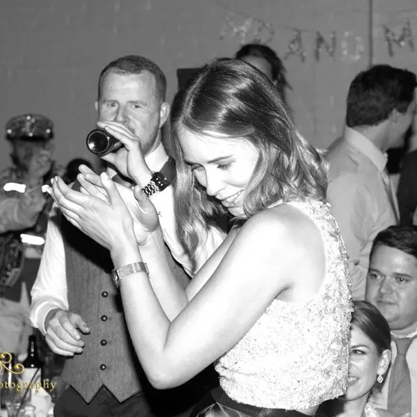 10 Ways to get your guests dancing at your wedding.