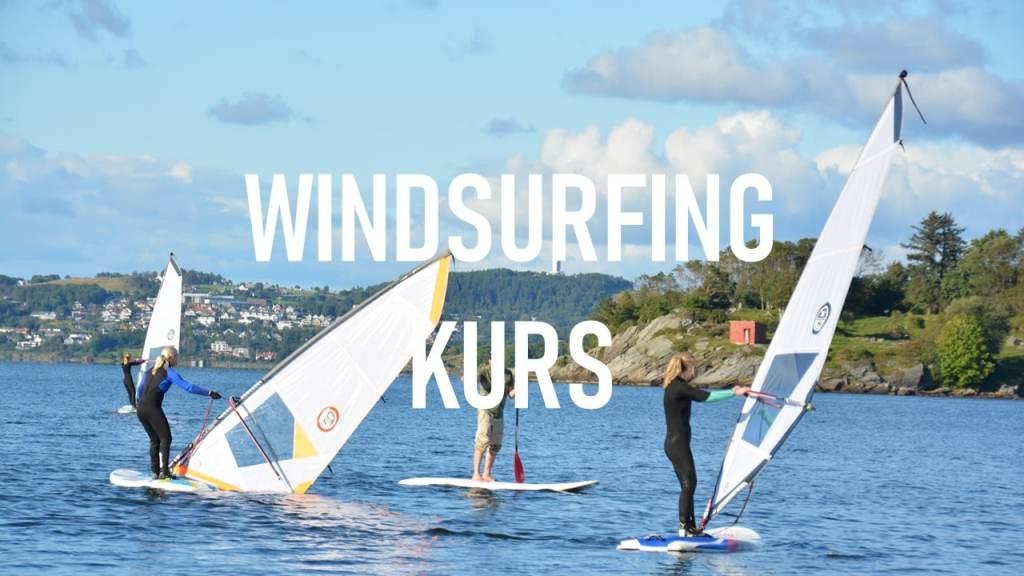 Windsurfing brettseiling kurs sola stavanger 2021