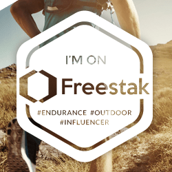 Freestak Endurance Sports Influencer Platform - Badge TrailRun