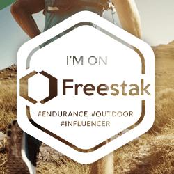 Freestak Endurance Sports Influencer Platform - Badge TrailRun