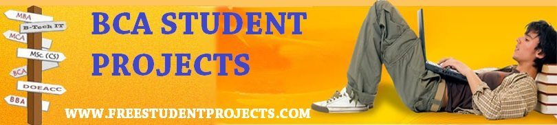 bca student projects