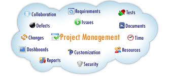 Web based project management system
