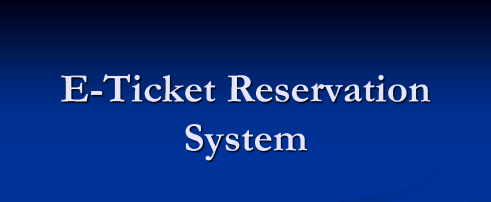 Ticket Management System