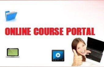 Online Course Portal