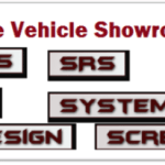 online vehicle showroom project report