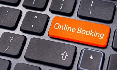 Online Ticket Booking System