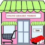 Online Grocery Website