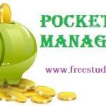 Pocket Money Manager
