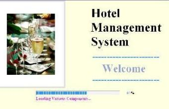 JAVA Hotel Management System