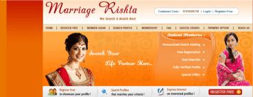 Online Matrimonial Project