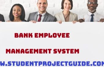 BANK Staff Management System