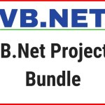 Here we shared VB.NET projects for students for BCA, Diploma, BE, MCA, IT students. All the project available with source code and testing dabase.